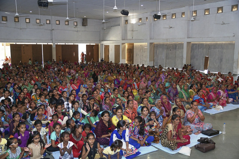 Womens Day Celebration 2016, Gadhada