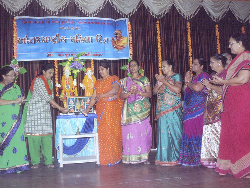 Women's Day Celebration 2016, Ghoghamba