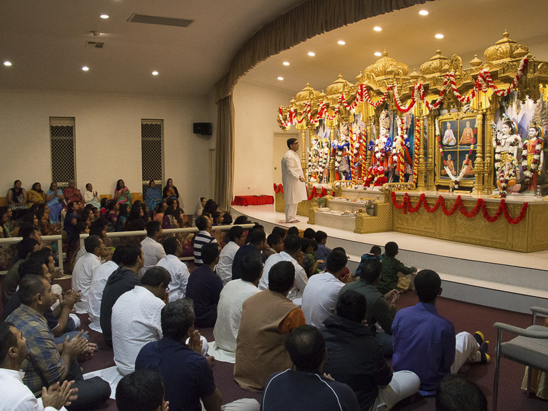 Shri Swaminarayan Jayanti Celebration 2016, Perth