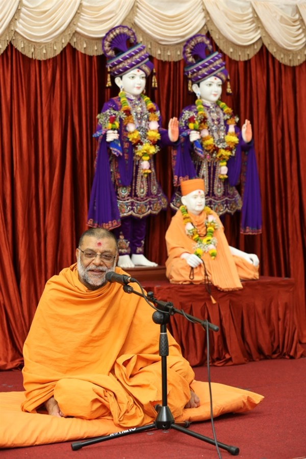 Swaminarayan Jayanti & Ram Navmi Celebrations, Wellingborough, UK