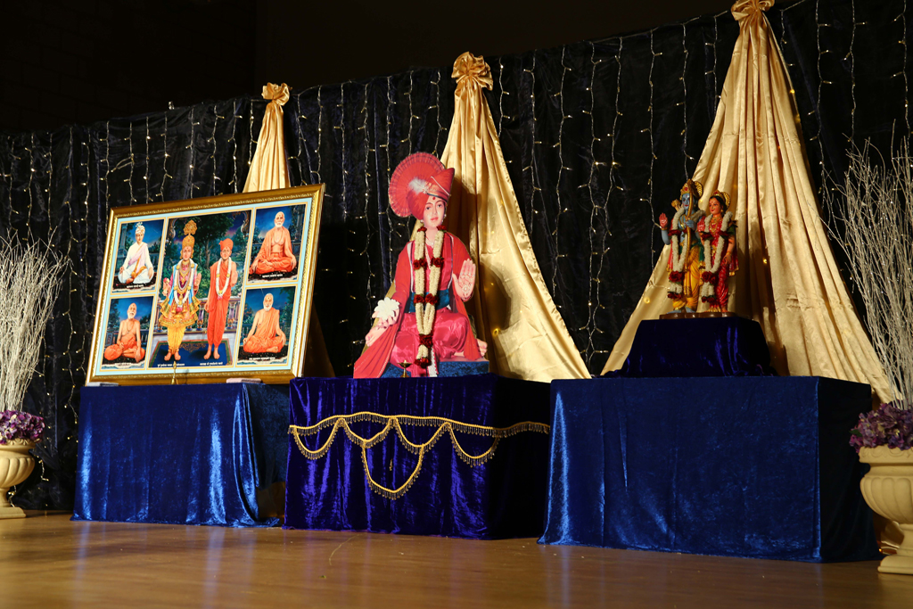 Swaminarayan Jayanti & Ram Navmi Celebrations, South London, UK