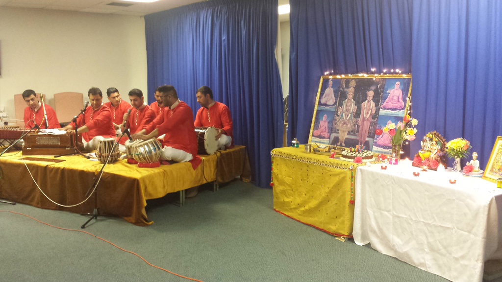 Swaminarayan Jayanti & Ram Navmi Celebrations, Harlow, UK