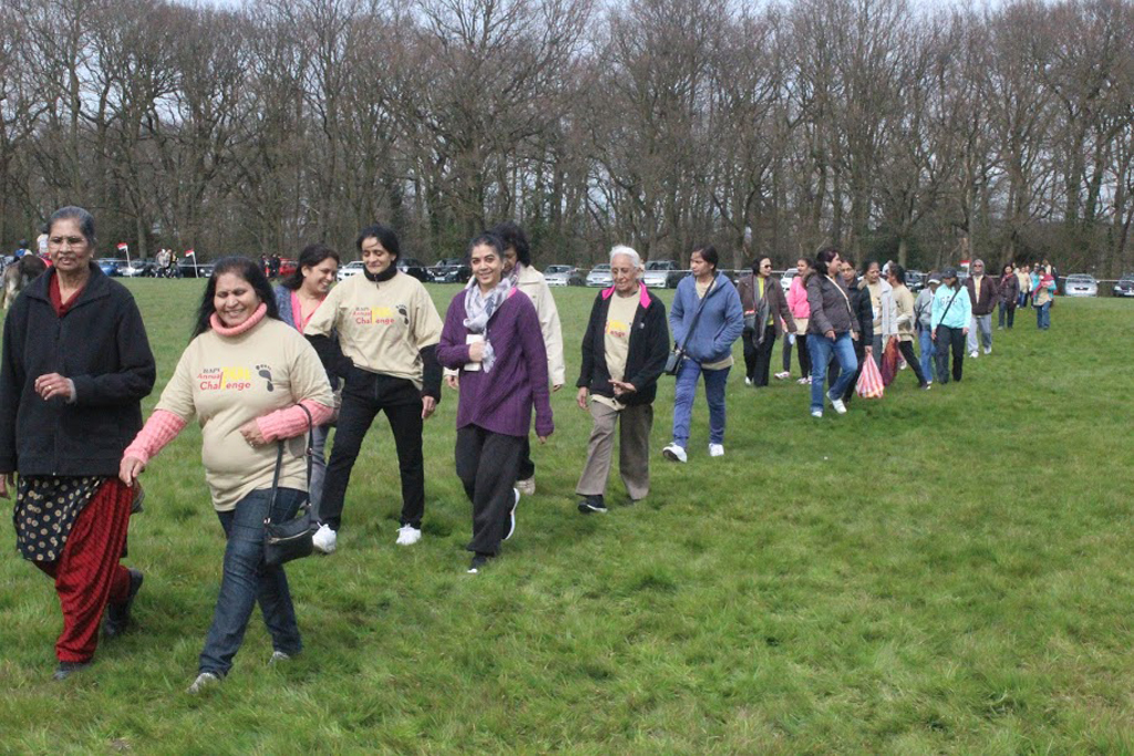 BAPS Annual Charity Challenge, South East London