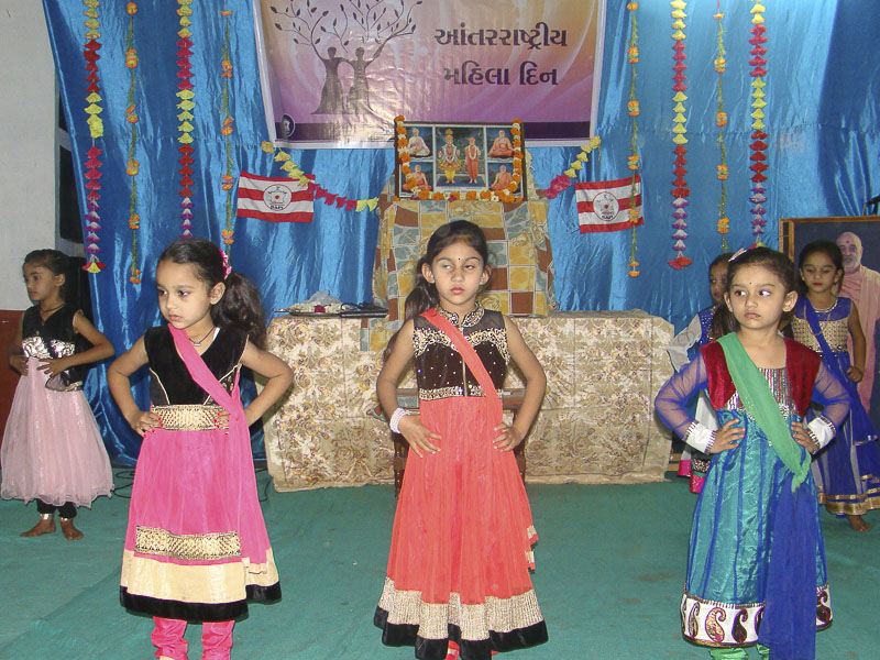 Women's Day Celebration 2016, Dabhan
