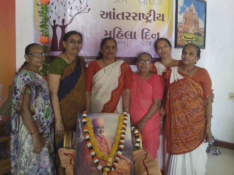 Women's Day Celebration 2016, Dhoraji