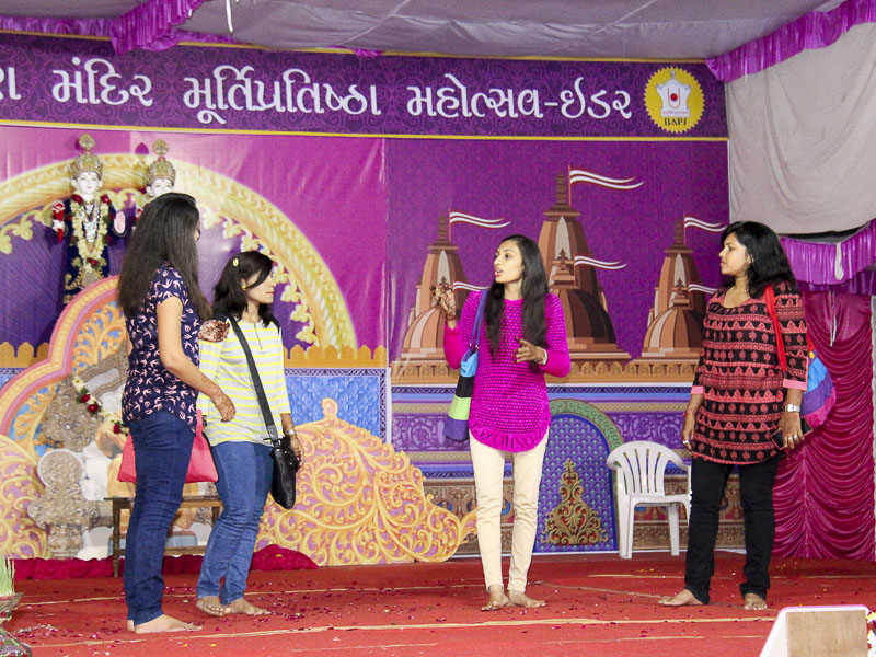 Women's Day Celebration 2016, Idar