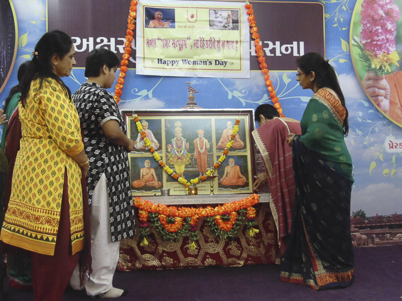 Women's Day Celebration 2016, Kandiwali