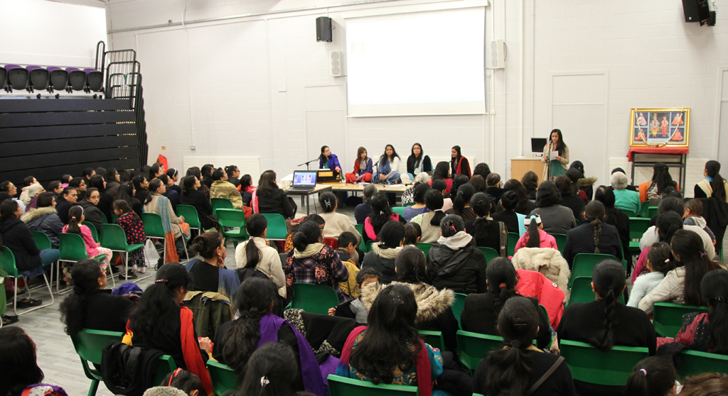 Swaminarayan Jayanti & Ram Navmi Mahila Celebrations, East London, UK