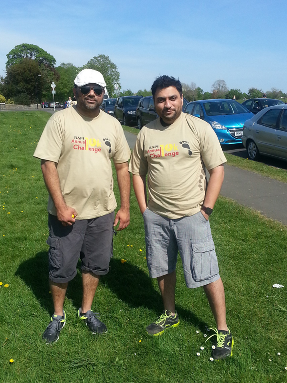 BAPS Annual Charity Challenge, Bristol, UK