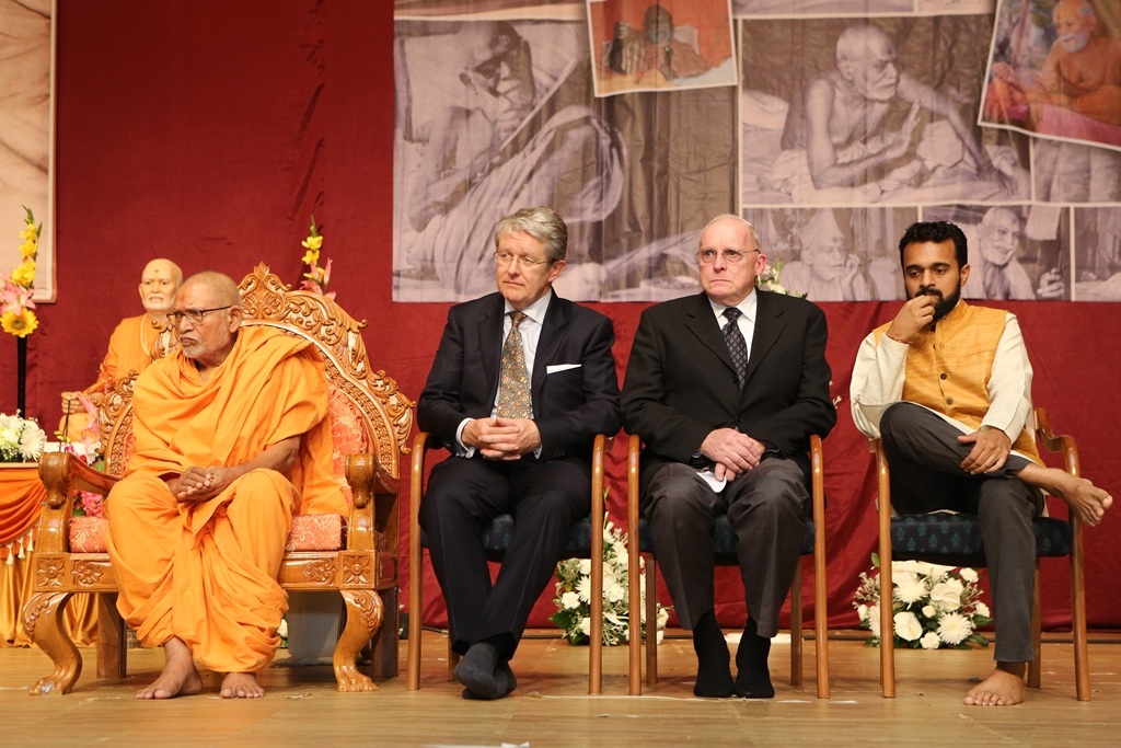 Launch of 'Swaminarayan Hinduism: Tradition, Adaptation, and Identity', published by Oxford University Press