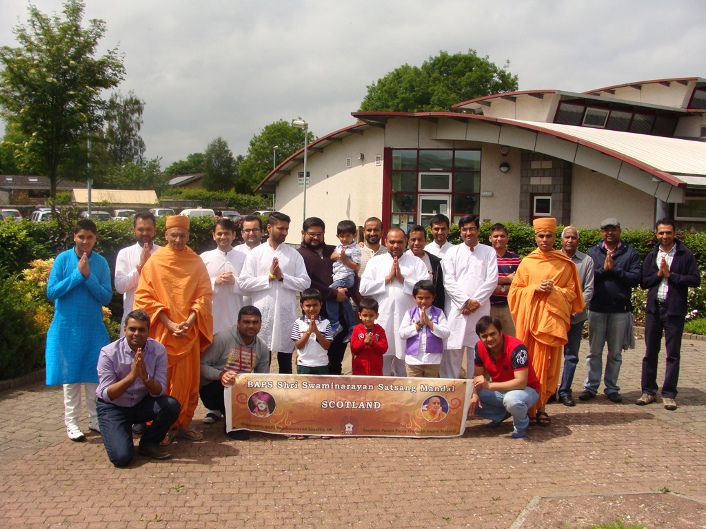 Family Satsang Shibir, Scotland, UK