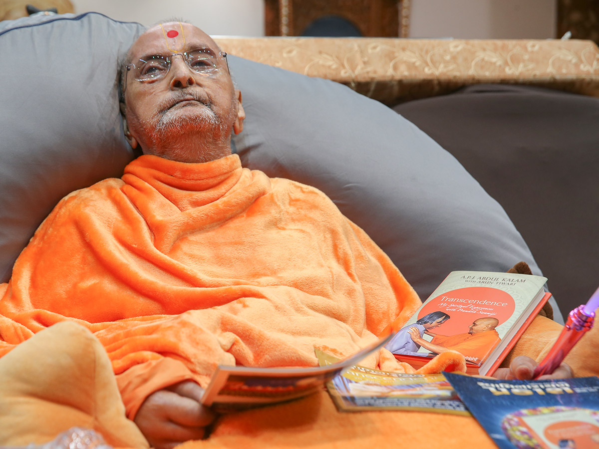 Dr. APJ Abdul Kalam remembered before Swamishri