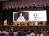 Tribute Assembly in Honor of HH Pramukh Swami Maharaj