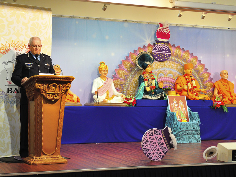Janmashtami Celebration 2016, Brisbane