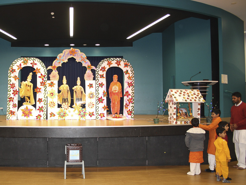 Janmashtami Celebration 2016, Canberra