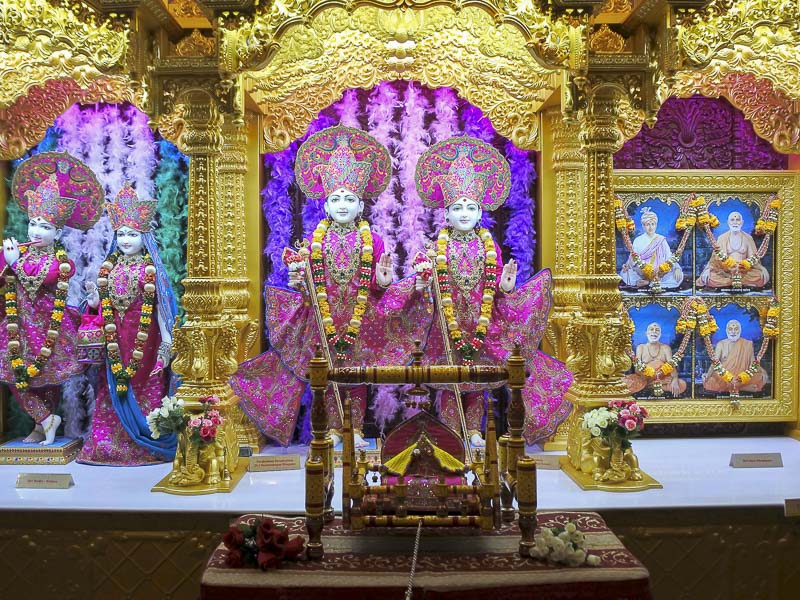 Janmashtami Celebration 2016, Melbourne