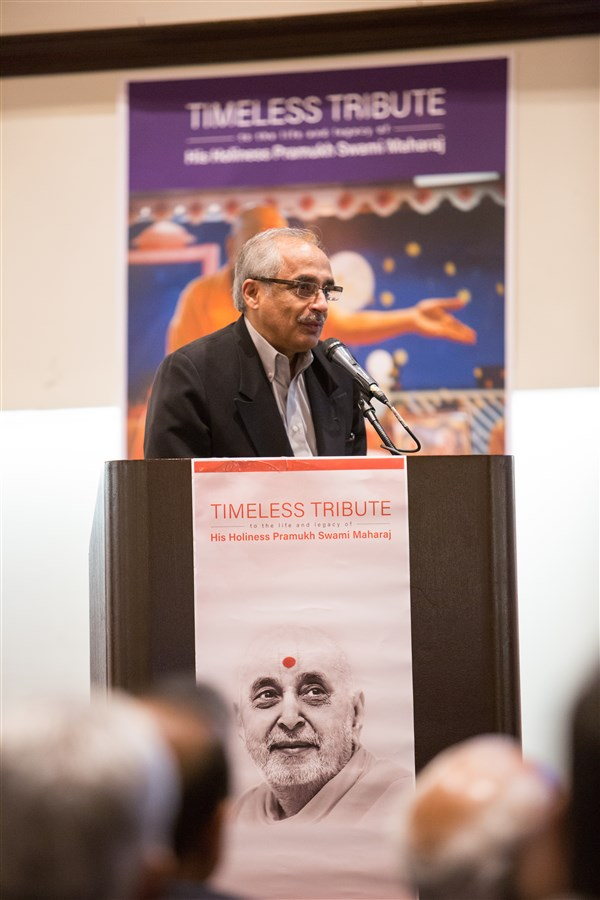 Vijay Nambiar, former Ambassador of India to UN and UN Secretary General's Special Advisor on Maryland