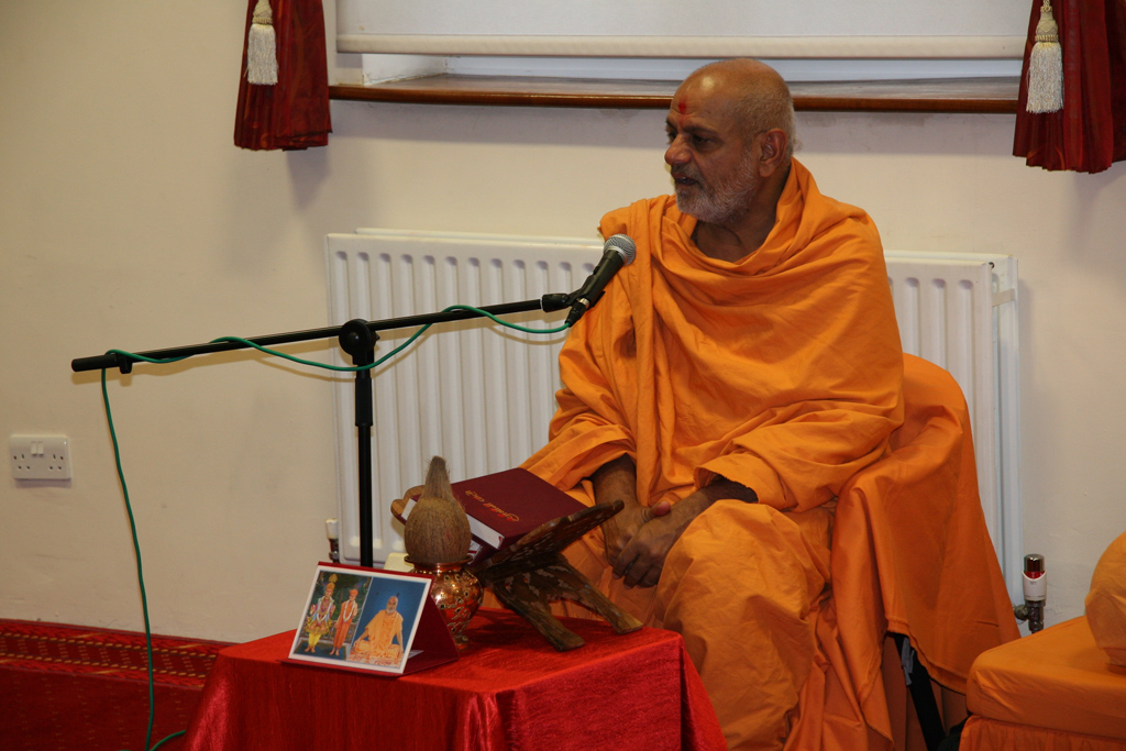 Chaturmas Parayan, Southend-on-Sea, UK