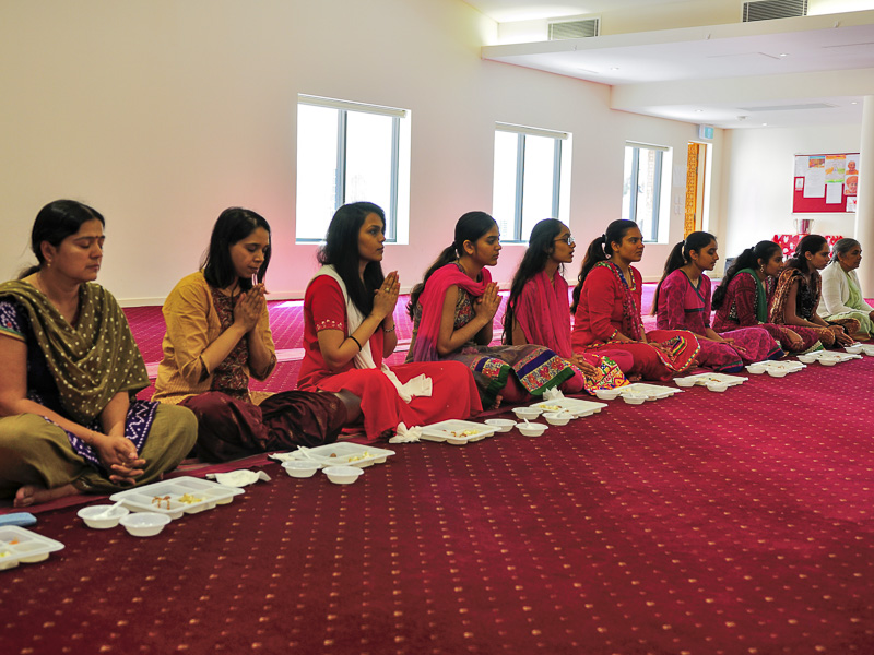Mahapuja Prayer Assembly, Brisbane