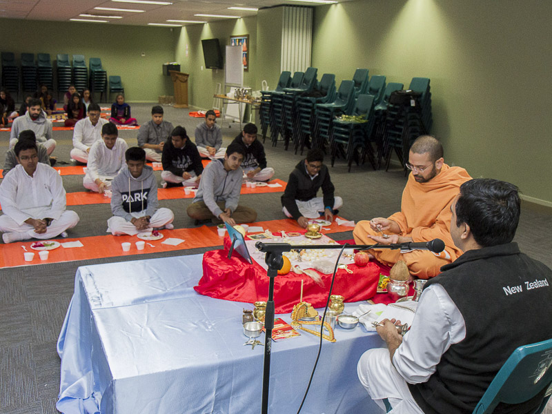 Mahapuja Prayer Assembly, Auckland