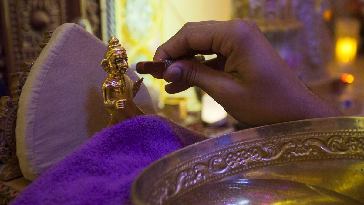 Happy New Year Mahant Swami 84