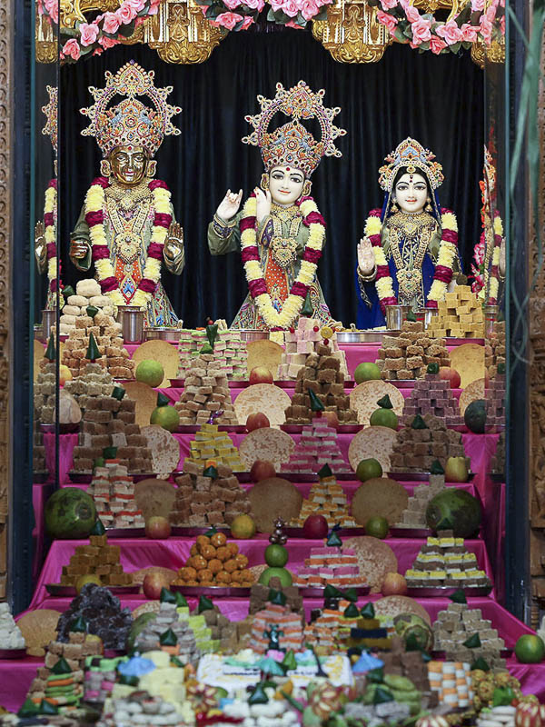 Annakut Celebrations 2016, Jamnagar