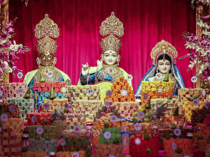Annakut Celebrations 2016, Surat