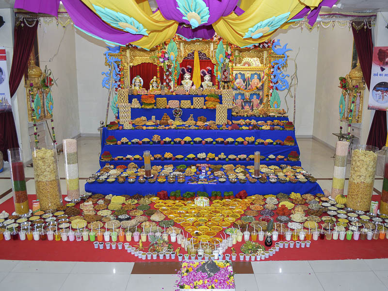 Annakut Celebrations 2016, Indore
