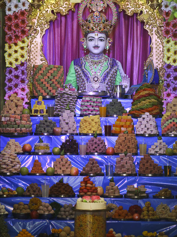 Annakut Celebrations 2016, Dholka