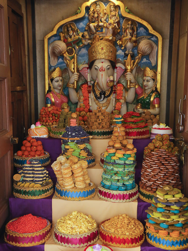 Annakut Celebrations 2016, Ahmedabad