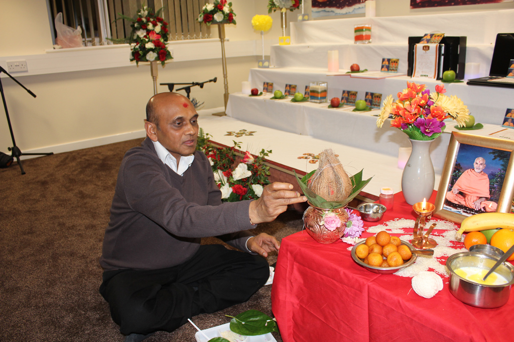 Diwali & Annakut Celebrations, Leeds, UK