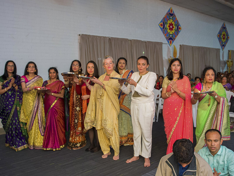 Annakut Celebrations 2016, Perth