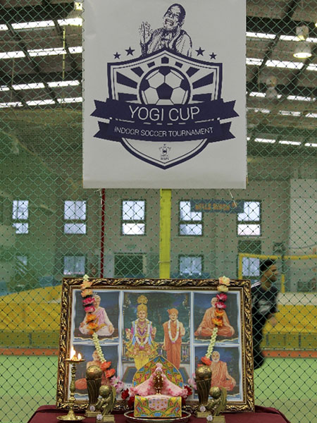 Yogi Cup Indoor Soccer Tournament 2016, Melbourne