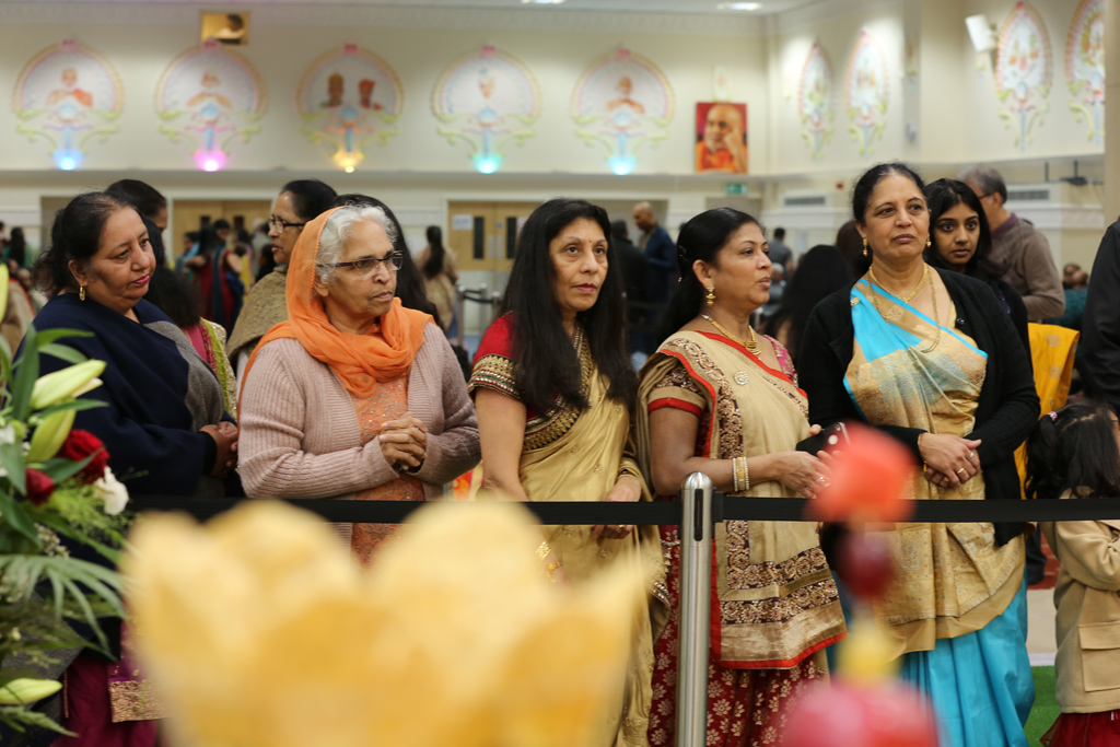 Diwali & Annakut Celebrations, Wellingborough, UK