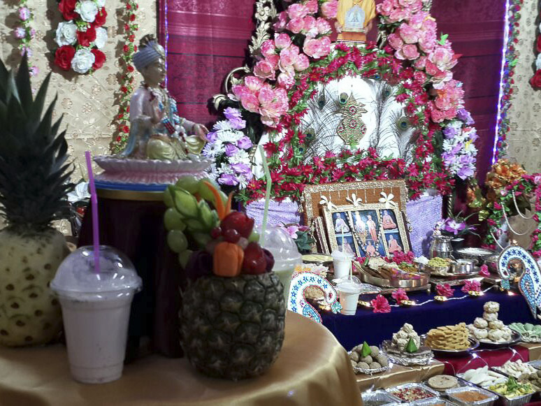 Annakut Celebrations 2016, Sohar