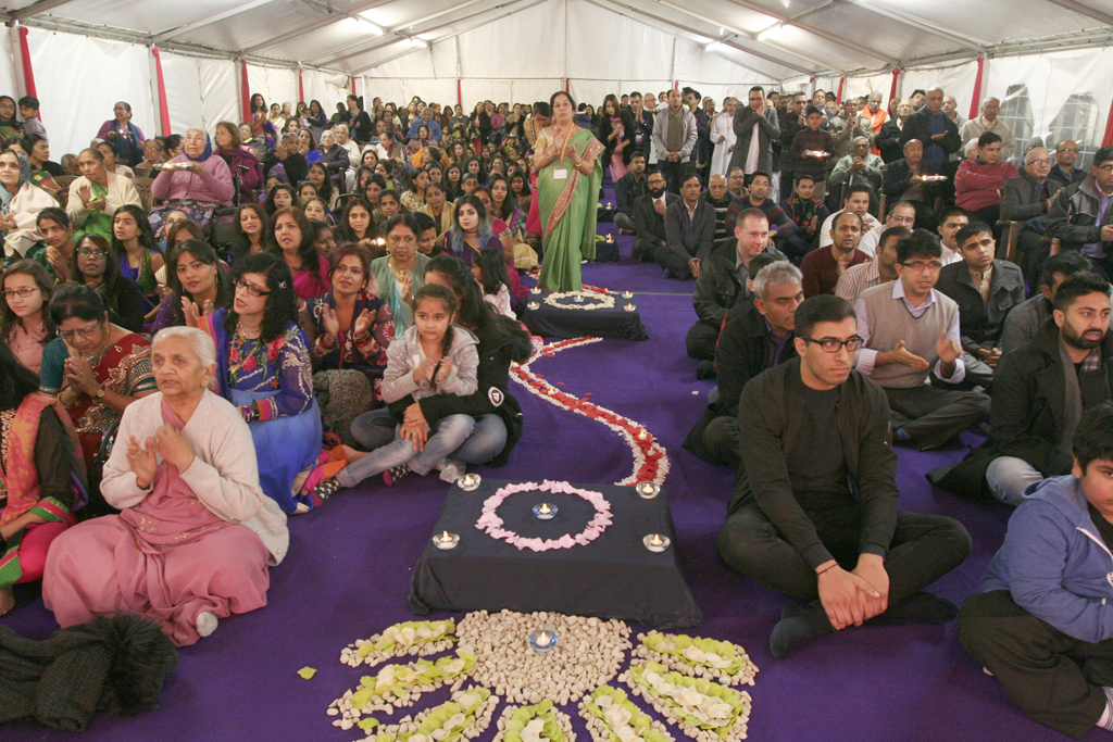 Diwali & Annakut Celebrations, Birmingham, UK