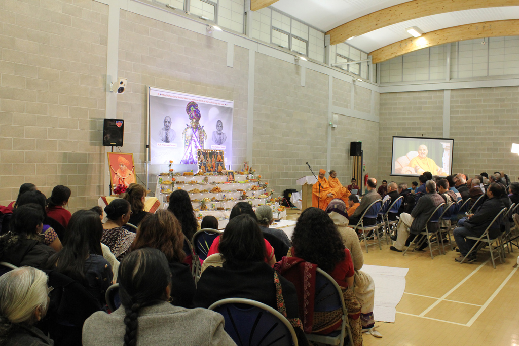 Diwali & Annakut Celebrations, Milton Keynes, UK