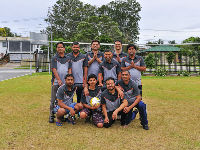 Yagnapurush Cup Volleyball Tournament 2016, Brisbane