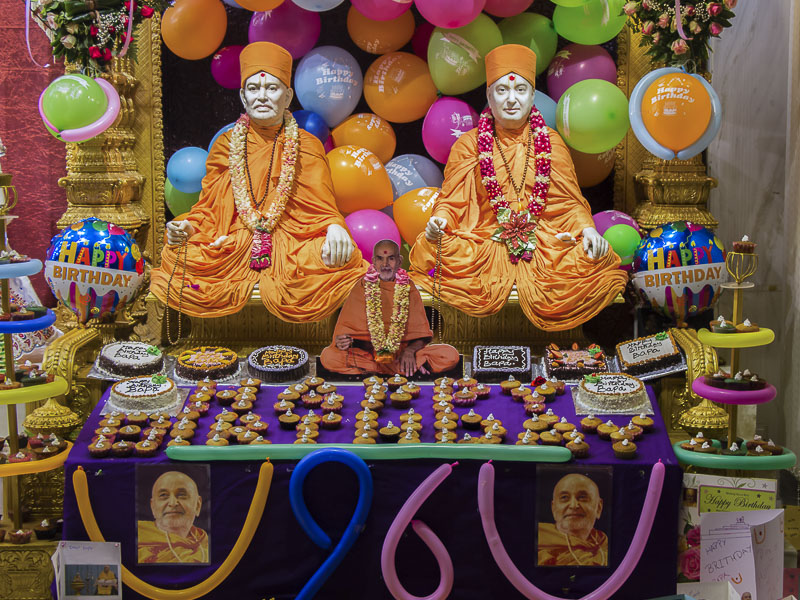 Pramukh Swami Maharaj's 96th Birthday Celebration, Nairobi