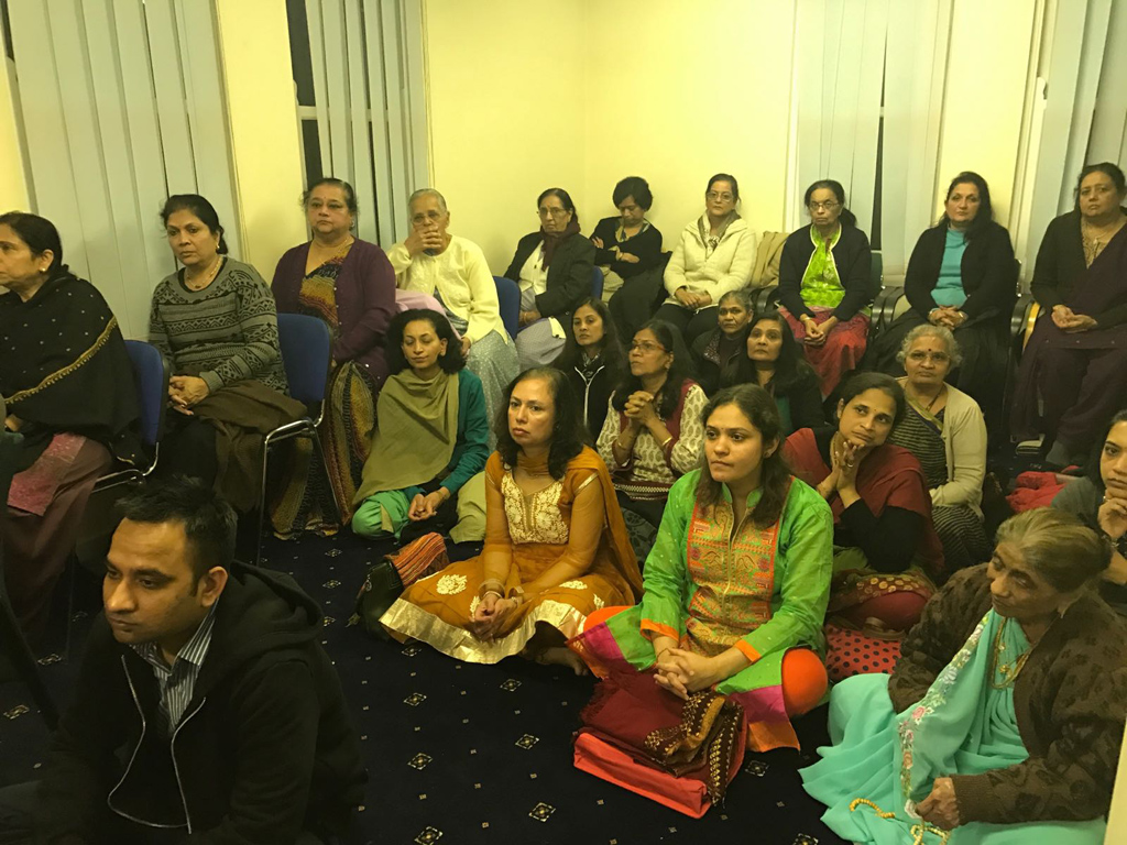 Pramukh Swami Maharaj Birthday Celebrations, Havant, UK