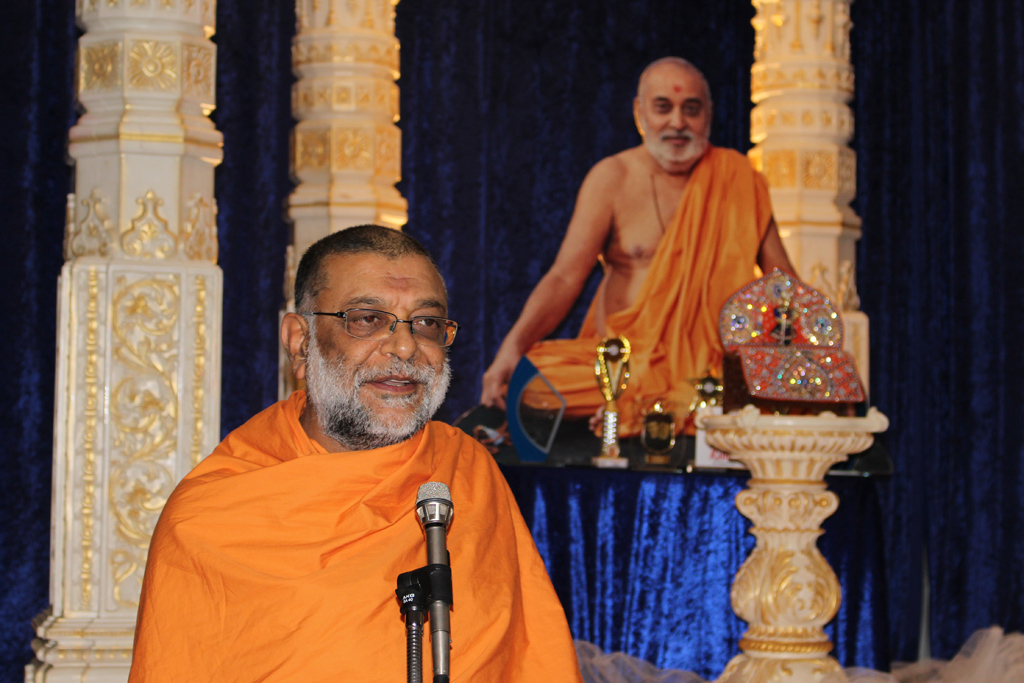 Pramukh Swami Maharaj Birthday Celebrations, Loughborough, UK