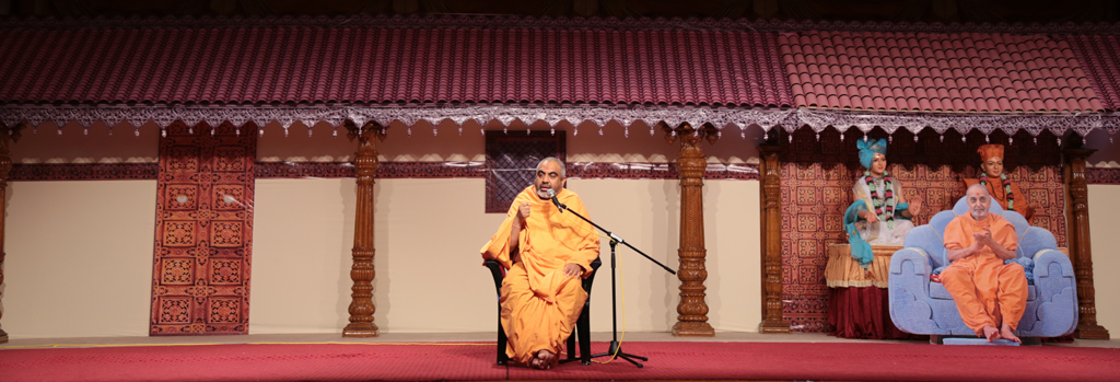 Pramukh Swami Maharaj Birthday Celebrations, Leicester, UK