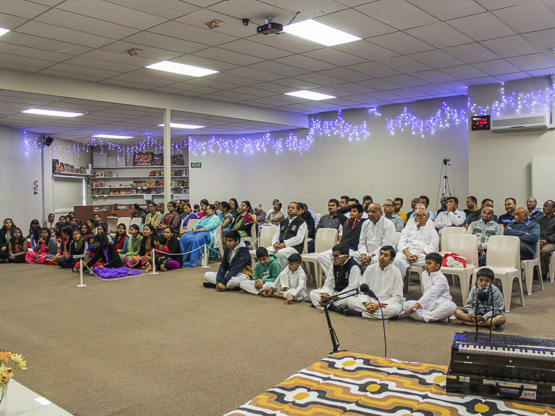 Pramukh Swami Maharaj's 96th Birthday Celebration, Wellington