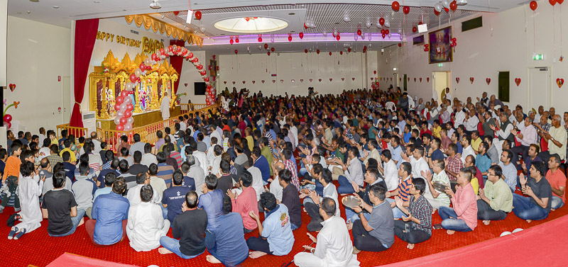 Pramukh Swami Maharaj's 96th Birthday Celebration, Melbourne