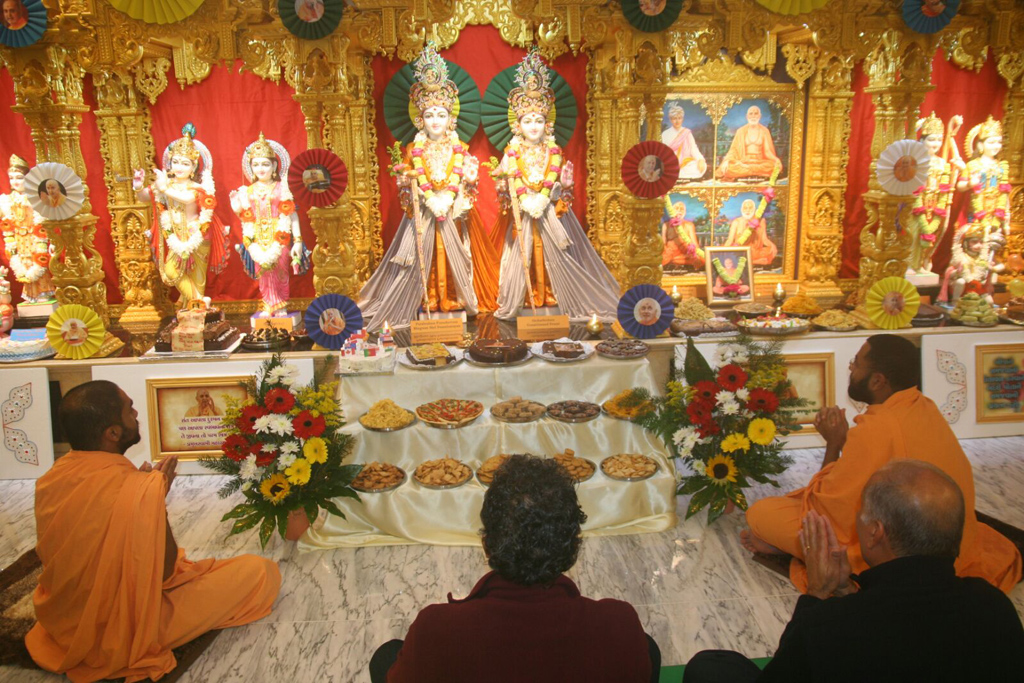 Pramukh Swami Maharaj Birthday Celebrations, Lisbon, Portugal