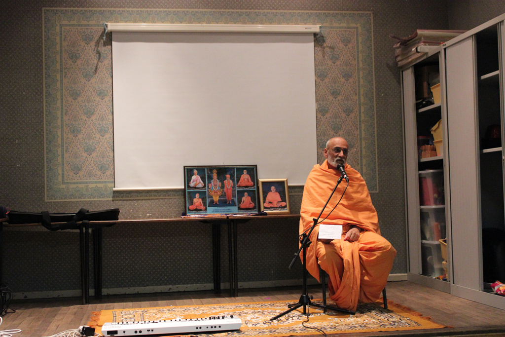 Pramukh Swami Maharaj Birthday Celebrations, Newcastle, UK