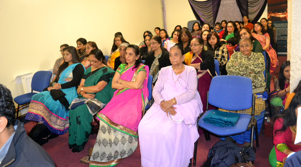 Pramukh Swami Maharaj Birthday Celebrations, Nottingham, UK