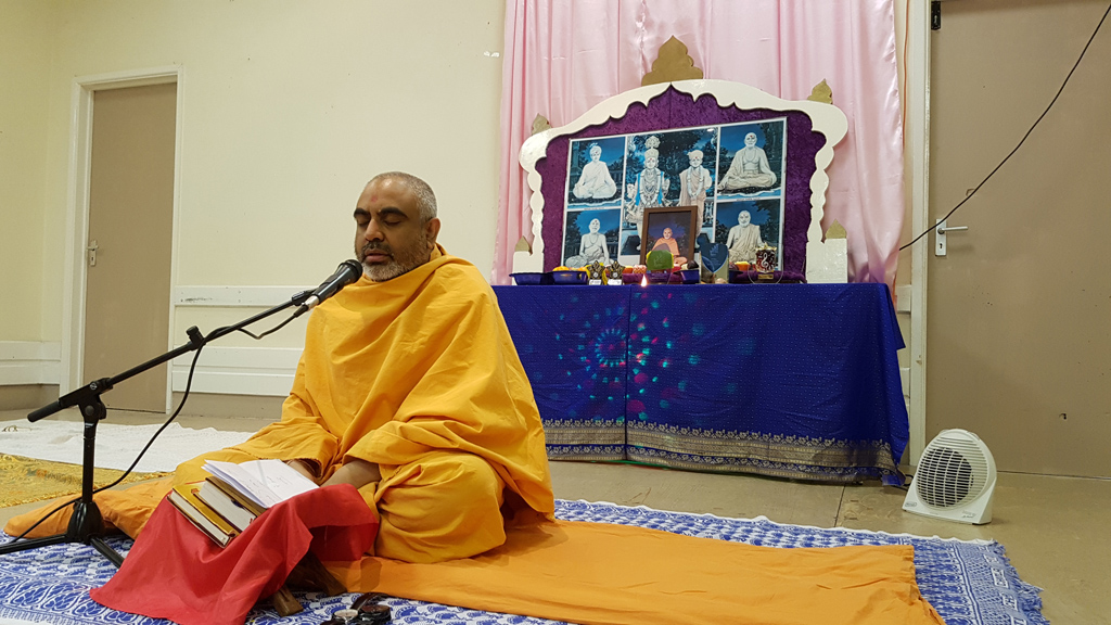 Pramukh Swami Maharaj Birthday Celebrations, Reading, UK