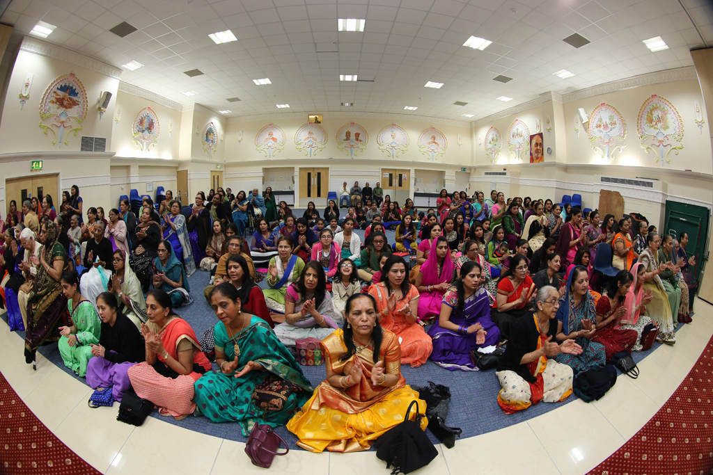 Pramukh Swami Maharaj Birthday Celebrations, Wellingborough, UK