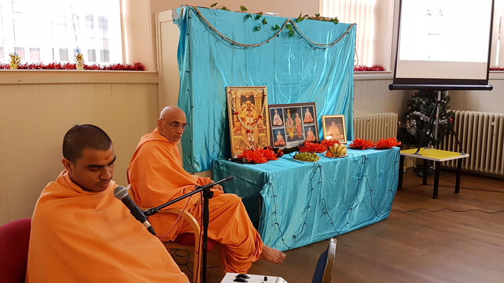 Pramukh Swami Maharaj Birthday Celebrations, Aberdeen, UK
